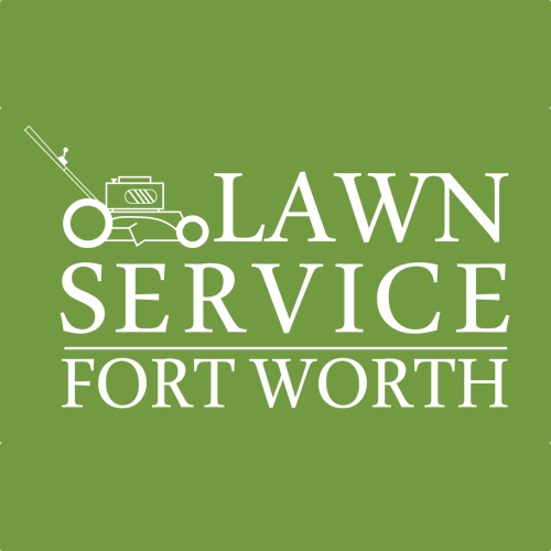 logo Lawn Service Fort Worth